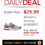 Women's New Balance Running Shoes only $29.99!