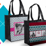Custom Photo Tote only $4.99 SHIPPED!