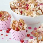 Cooking With Kids Thursday: Valentine's Snack Mix