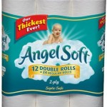 Angel Soft Toilet Paper just $.16 per single roll at Target!