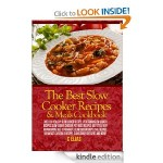 The Best Slow Cooker Recipes & Meals Cookbook FREE for Kindle!