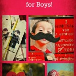 10 Valentine Ideas for Boys!