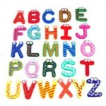 Colorful Magnetic Fridge Letters and Numbers as low as $1.51 shipped!