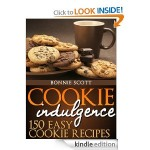Cookie Indulgence:  150 Easy Cookie Recipes FREE for Kindle!