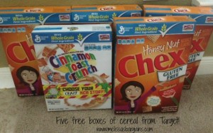 free-cereal-target