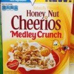 Honey Nut Cheerios Medley Crunch FREE after coupon at Dollar Tree!