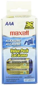 maxell-aaa-batteries