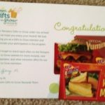 Pampers Gifts to Grow new 10 point codes!!