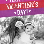Personalized Valentine's Day Cards only $.99 shipped!
