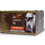 San Francisco Bay Breakfast Blend K-Cups only $.32 each shipped!