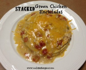 stacked-green-chicken-enchiladas