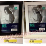 Top Target Deals:  FREE Neutrogena and photo frames!