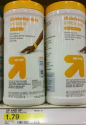 target-up-up-cleaning-products