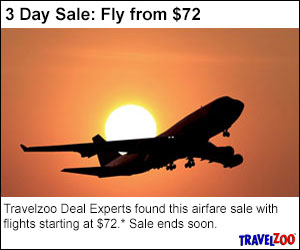 travelzoo-airfare-sale