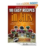 100 Easy Recipes in Jars FREE for Kindle!