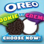 Oreo Cookie Vs. Creme Instant Win Game!