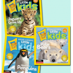 National Geographic Kids Magazines as low as $8!