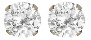 Diamond Earrings Living Social Deal