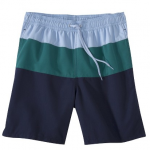 Merona Men's Swim Trunks only $12 shipped!