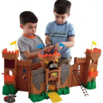 Fisher Price Imaginext Eagle Talon Castle only $39.98 SHIPPED!