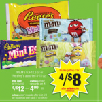 CVS $3 off $15 Easter Candy Coupon!
