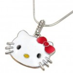 Hello Kitty Necklace only $3.79 SHIPPED!