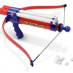 Marshmallow Crossbow Shooter just $14.99 shipped!