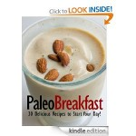 Paleo Breakfast and Paleo Snacks FREE for Kindle!