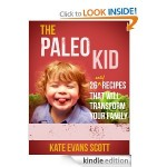 The Paleo Kid and Perfectly Paleo FREE for Kindle!