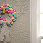 Easter Craft: Peep Wreath!