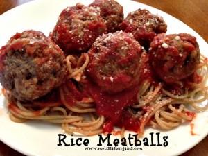 rice-meatballs