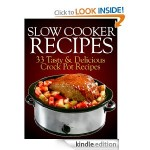 Slow Cooker Recipes FREE for Kindle!