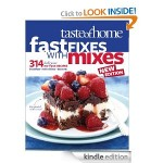 Taste of Home Fast Fixes with Mixes FREE for Kindle!