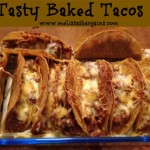 Tasty Baked Tacos Recipe!