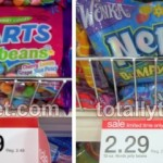 Wonka Easter Candy only $1.29 after coupons at Target!