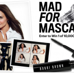 Win FREE Bobbi Brown Mascara!