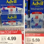Target Top Deals: cheap Children's Advil, free Almay and more!