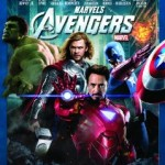 Marvel's Avengers Blu Ray/DVD Combo pack only $19.99!