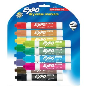 expo-dry-erase-markers