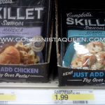 MORE Target Deals: Free Campbell's Skillet sauces, cheap yogurt, and more!
