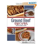 Ground Beef Recipes FREE for Kindle!
