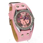 Hello Kitty Watches as low as $5.10 SHIPPED!