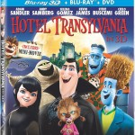 Hotel Transylvania 3D/Blu Ray/DVD Combo Pack only $19.99!