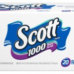 Scott Bath Tissue 1,000 Sheet Rolls for $12.62 shipped!