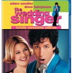 Wedding Singer Blu Ray only $4.99!