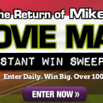 Mike & Ike Movie Mania Instant Win Game!