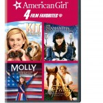 4 American Girl Movies for $10.99!