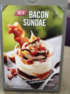 bacon-sundae