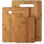 Totally Bamboo 3-piece Cutting Board Set only $9.99!