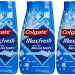 Colgate MaxFresh toothpaste FREE at Dollar Tree!